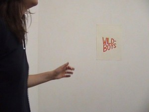 Wild-Boys- still, 2011. photo credit Ruth Clark