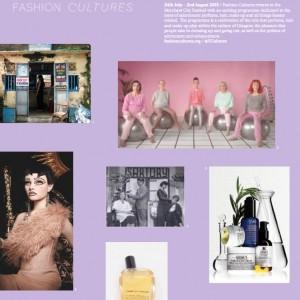Fashion Cultures 2015